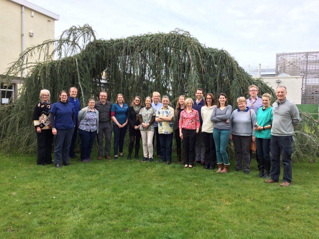VCS meet up members cardiologists